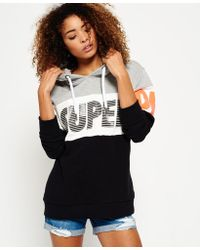 Superdry - Japan City Breakers Hoodie - Lyst
