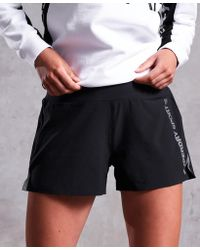 Superdry - Active Loose Shorts - Lyst