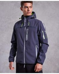 Superdry - Polar Team Sport Trakker Jacket - Lyst