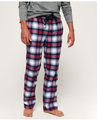 Superdry - Woven Lounge Pants - Lyst