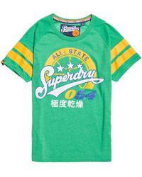Superdry - 054 Major League T-shirt - Lyst