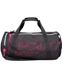 Superdry - Super Court Barrel Bag - Lyst