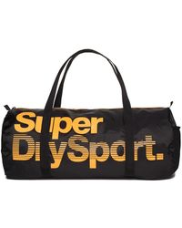 Superdry | Super Sport Gym Barrel Bag | Lyst