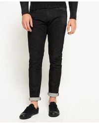 Superdry - Wilson Jogger Jeans - Lyst