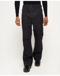 Superdry - Super Sd Trousers - Lyst