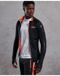 Superdry - Track Project Tokyo Top - Lyst