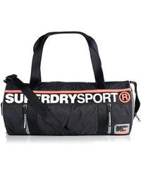 Superdry - Super Sport Barrel Bag - Lyst