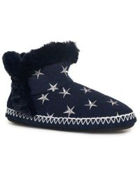 Superdry - Slipper Boots - Lyst