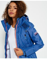 Superdry - Hooded Wind Yachter Jacket - Lyst