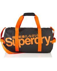 Superdry - Tarp Barrel Bag - Lyst