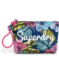 Superdry - Bayshore Vanity Bag - Lyst