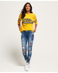Superdry - Alexia Jeggings - Lyst