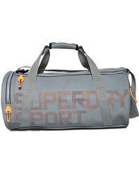 Superdry - Super Sport Court Barrel Bag - Lyst