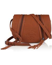 Superdry - Zipped Saddle Bag - Lyst