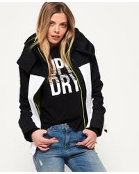 Superdry - Pop Zip Hooded Arctic Pacific Sd-windcheater - Lyst