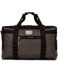 Superdry - Travel Range Weekend Bag - Lyst