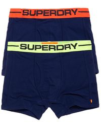 Superdry - Sport Boxers Double Pack - Lyst