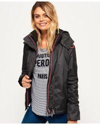 Superdry - Pop Arctic Hooded Zip Sd-windcheater Jacket - Lyst