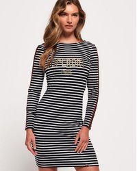 Superdry - Lizzie Mini Dress - Lyst