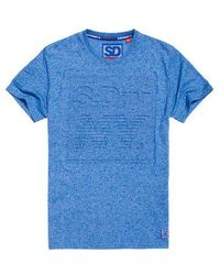 Superdry - Ny Sport Embossed T-shirt - Lyst