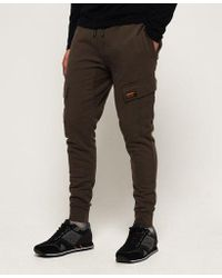 Superdry - Rookie Cargo Pocket Joggers - Lyst