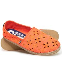 Superdry - Jetstream Espadrilles - Lyst