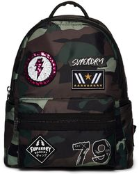 Superdry - Midi Punk Backpack - Lyst