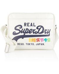 Superdry - Rainbow Alumni Bag - Lyst