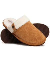 Superdry Premium Classic Mule Slippers