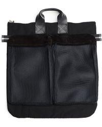Hender Scheme - Black Multi Helmet Bag - Lyst