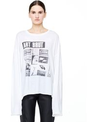 Enfants Riches Deprimes - 'art Brut/debuffet' Long Sleeve T-shirt - Lyst