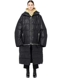 Ueg - Oversized Puffer Jacket With Detachable Bottom - Lyst