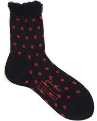 Faliero Sarti - Cotton Socks - Lyst