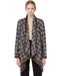 Share Spirit - Wool Jacket - Lyst