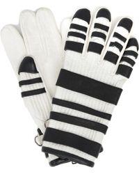 KTZ - Leather Gloves - Lyst