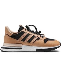 Hender Scheme - Adidas Hs Zx500 Rm Leather Sneakers - Lyst