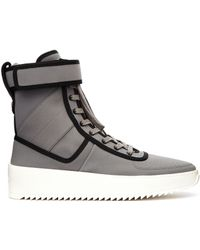Fear Of God - Military Neoprene High-top Trainers - Lyst