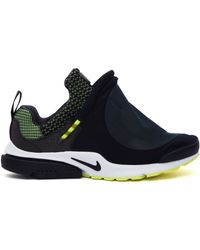 5d670dff8f52 Comme des Garçons Cdg X Nike Air Max 180 Faux-leather And Mesh ...