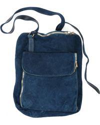 Guidi - Leather Bag - Lyst