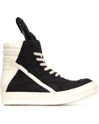 Rick Owens - Fish Skin Sneakers - Lyst