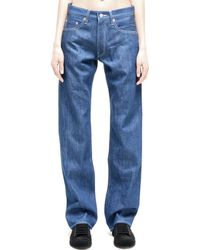 Yohji Yamamoto   Cotton Jeans   Lyst