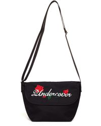 Undercover - Embroidered Cross Body Bag - Lyst