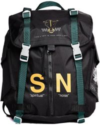 Undercover - Sn Print Backpack - Lyst