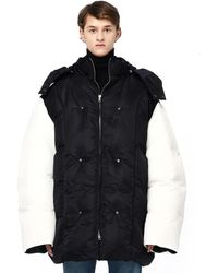 Raf Simons - Oversized Puffer Jacket - Lyst