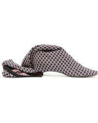 Maison Margiela - Textile Sock Knee Boots - Lyst
