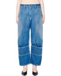 Y's Yohji Yamamoto - Cotton Jeans - Lyst