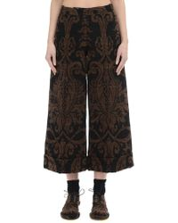 Simone Rocha - Acrylic And Cotton Trousers - Lyst