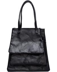 Yohji Yamamoto - Black Three Pouch Bag - Lyst