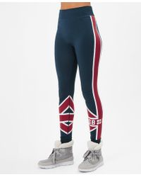 browse latest collections provide plenty of famous brand Union Jack Ski Seamless Base Layer Workout Leggings