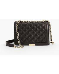 Talbots - Quilted Chain-strap Handbag - Lyst